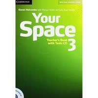 YOUR SPACE 3 TCHR'S (+TEST CD)