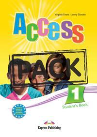 ACCESS 1 PACK 2 (BK+ENGLISH GRAMMAR+IEBOOK)