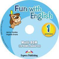 FUN WITH ENGLISH 1 PRIMARY MULTI-ROM INTERNATIONAL