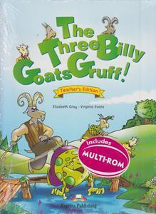 THREE BILLY GOATS GRUFF LVL A1 TCHR'S EDITION (+MULTI-ROM)