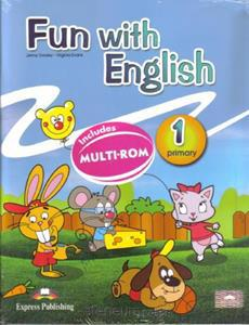 FUN WITH ENGLISH 1 PRIMARY ST/BK PACK (+MULTI-ROM)