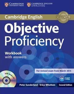 * OBJECTIVE 2ND CPE WKBK W/ANSWERS (+CD)