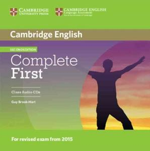 COMPLETE FIRST FCE 2ND CDs