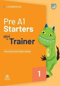 PRE A1 STARTERS MINI TRAINER (+AUDIO ONLINE)
