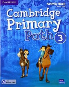 CAMBRIDGE PRIMARY PATH LEVEL 3 WKBK (+EXTRA PRACTICE)