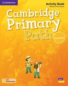 CAMBRIDGE PRIMARY PATH FOUNDATION LEVEL WKBK (+EXTRA PRACTICE)