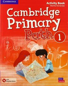 CAMBRIDGE PRIMARY PATH LEVEL 1 WKBK (+EXTRA PRACTICE)