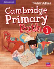 CAMBRIDGE PRIMARY PATH LEVEL 1 TCHR'S