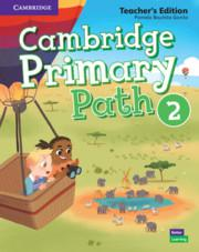CAMBRIDGE PRIMARY PATH LEVEL 2 TCHR'S