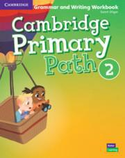 CAMBRIDGE PRIMARY PATH LEVEL 2 GRAMMAR AND WRITING WKBK