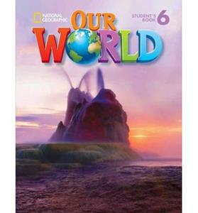 * OUR WORLD 6 ST/BK (+CD-ROM) (CENGAGE)