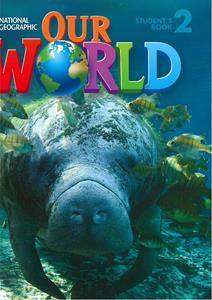 * OUR WORLD 2 ST/BK (+CD-ROM) (CENGAGE)