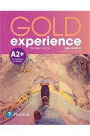 GOLD EXPERIENCE 2ND ED A2+ ST/BK