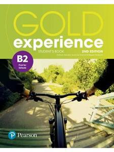 GOLD EXPERIENCE 2ND ED B2 ST/BK