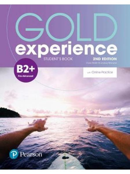 GOLD EXPERIENCE 2ND ED B2+ ST/BK (+ONLINE PRACTICE)
