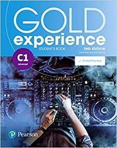 GOLD EXPERIENCE 2ND ED C1 ST/BK (+ONLINE)