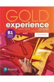 GOLD EXPERIENCE 2ND ED B1 ST/BK (+ONLINE)