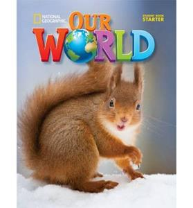 OUR WORLD STARTER ST/BK AMERICAN EDITION