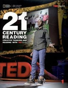 21 CENTURY READING WITH TED 1 CD & DVD