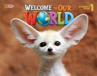 WELCOME TO OUR WORLD 1 ST/BK (+ONLINE) (CENGAGE)