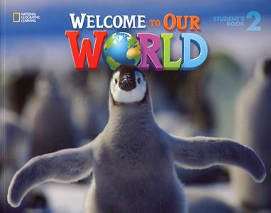 WELCOME TO OUR WORLD 2 ST/BK (+ONLINE) (CENGAGE)