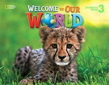 WELCOME TO OUR WORLD 3 ST/BK (+ONLINE) (CENGAGE)