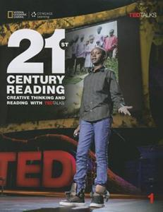 21 CENTURY READING WITH TED 1 ST/BK