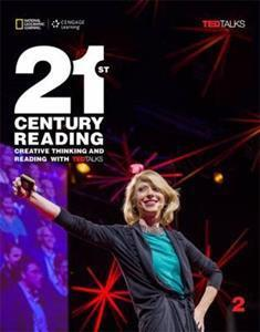 21 CENTURY READING WITH TED 2 ST/BK