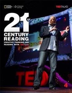 * 21 CENTURY READING WITH TED 4 ST/BK