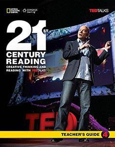 21 CENTURY READING WITH TED 4 TCHR'S GUIDE