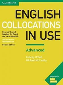 ENGLISH COLLOCATIONS IN USE ADVANCED BOOK (+ANSWERS)