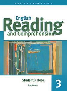 ENGLISH READING AND COMPREHENSION 3 STUDENT'S BOOK