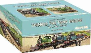 THOMAS THE TANK ENGINE: RAILWAY SERIES BOXED SET 26 BOOKS