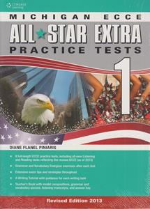 * ALL STAR EXTRA 1 ECCE PRACTICE TESTS (+GLOSSARY)