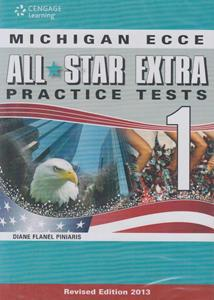 * ALL STAR EXTRA 1 ECCE PRACTICE TESTS CDs