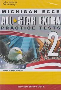 * ALL STAR EXTRA 2 ECCE PRACTICE TESTS CDs