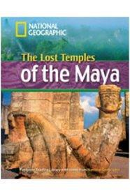 THE LOST TEMPLES OF THE MAYA (+DVD)  (CENGAGE)