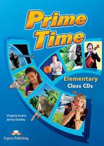 PRIME TIME ELEMENTARY CDS(4)
