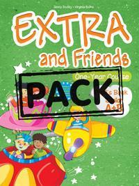 EXTRA & FRIENDS JUNIOR A+B POWER PACK