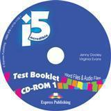 INCREDIBLE 5 LVL 1 TEST CD-ROM