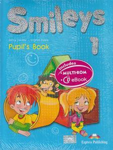 SMILES 1 ST/BK PACK (+CD-ROM+IEBOOK+MY FIRST ABC+LET'S CELEBRATE)