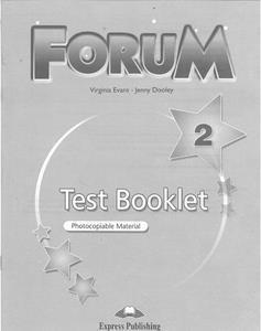 FORUM 2 TEST REVISED 2014