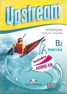 UPSTREAM INTERMEDIATE B2 ST/BK (+CD) REVISED 2015