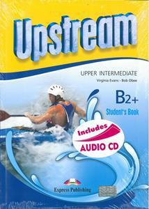 UPSTREAM UPPER-INTERMEDIATE B2+ ST/BK (+CD) REVISED 2015