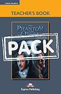 PHANTOM OF THE OPERA TCHR'S (+BOARD GAME)