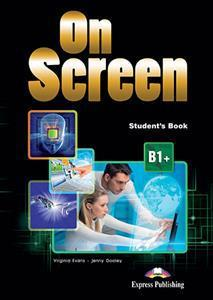 ON SCREEN B1+ ST/BK (+IEBOOK+WRITING) REVISED 2015