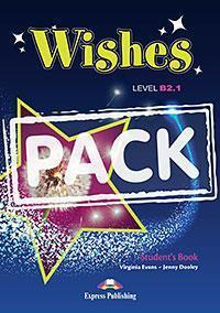 WISHES B2.1 ST/BK (+IEBOOK) REVISED 2015