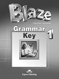 BLAZE 1 GRAMMAR GREEK KEY