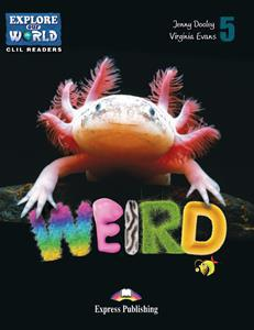 WEIRD ANIMALS TCHR'S (+CROSS-PLATFORM APPLICATION+CD-ROM)