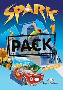 SPARK 1 POWER PACK 2 (+IT'S GRAMMAR TIME 1)